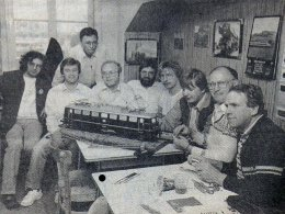 Über den MEC: Ruhr Nachrichten (1984)