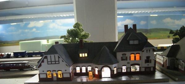 Bahnhof Rheinhausen vom MEC Duisburg